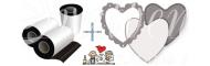 Магнитни Стикери :: Сърце - 77:70 мм. (11)