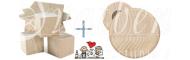Кръгли дървени магнити 53 мм (11)